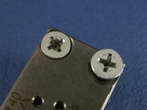 P320 Jig Screws Striped