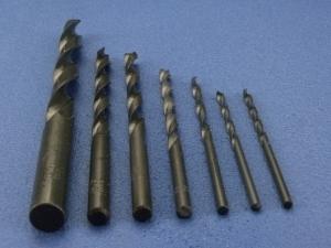 P320 80% Kit Drill Bits