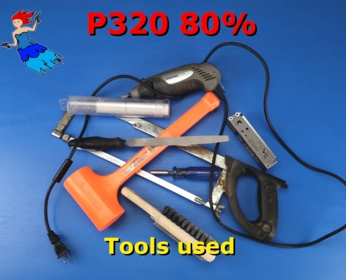 P320 80% Tools Used in our Videos post image