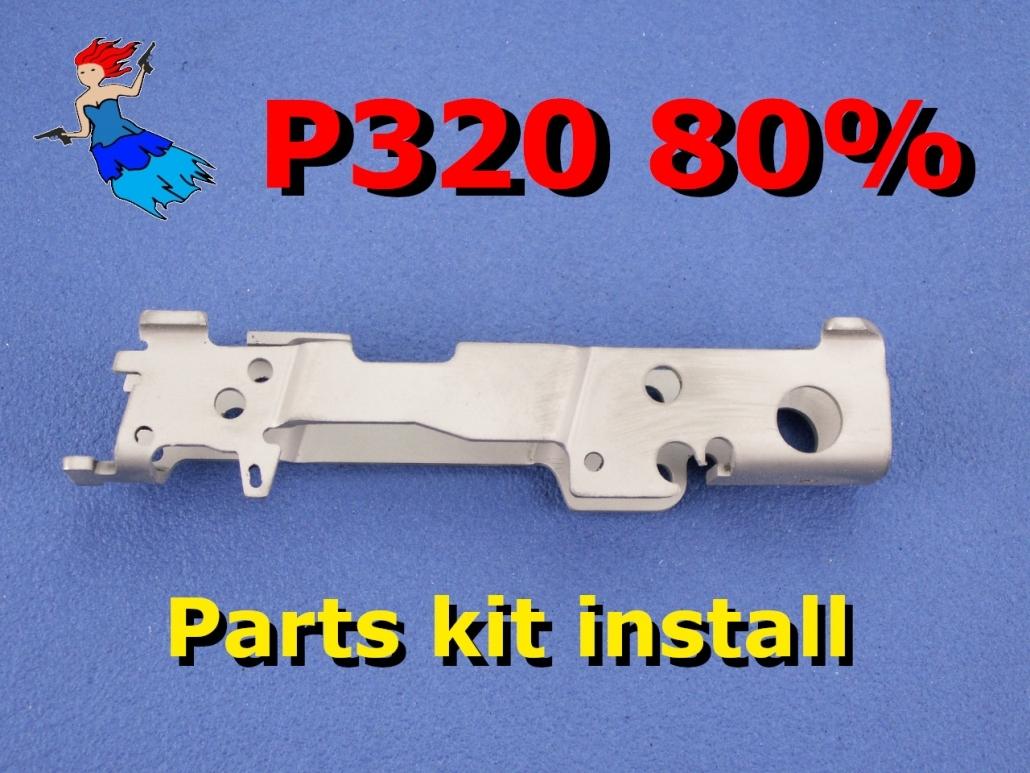 p320 80 parts kit