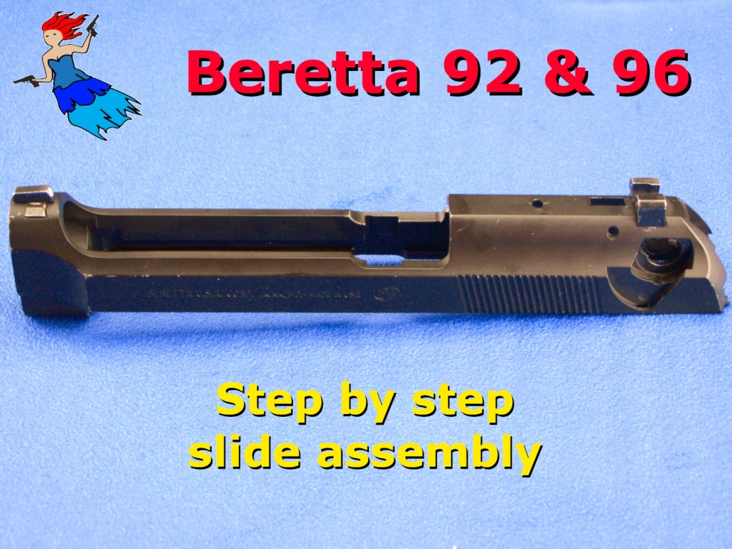 Beretta 92 Slide Reassembly video post image