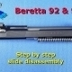 Beretta Slide Disassembly Video Post Image