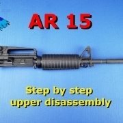 AR 15 Upper Receiver Disassembly video post image