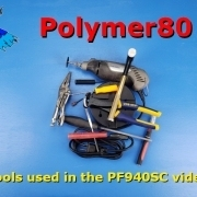 PF940sc Tools used post image
