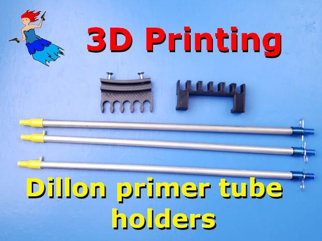 3D print dillon primer tube holder post image