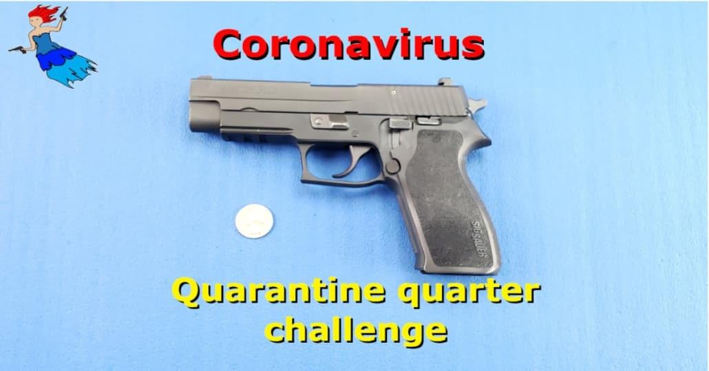 Coronavirus - Quarantine Quarter Challenge post image