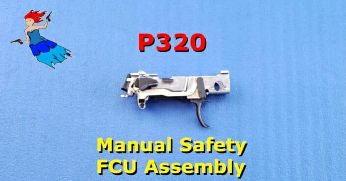 P320 manual safety assembly video thumbnail