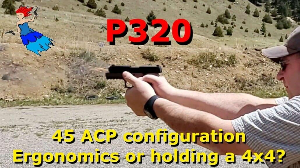 P320 45 ACP