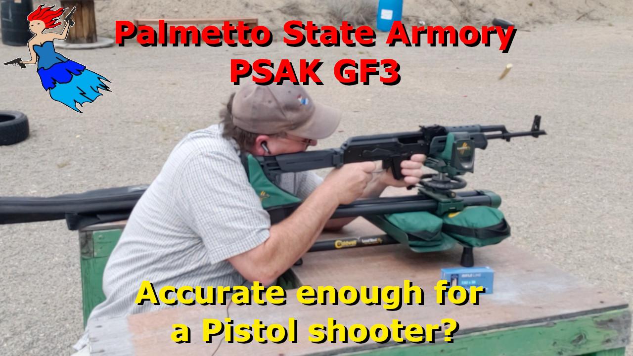 Palmetto State Armory GF3