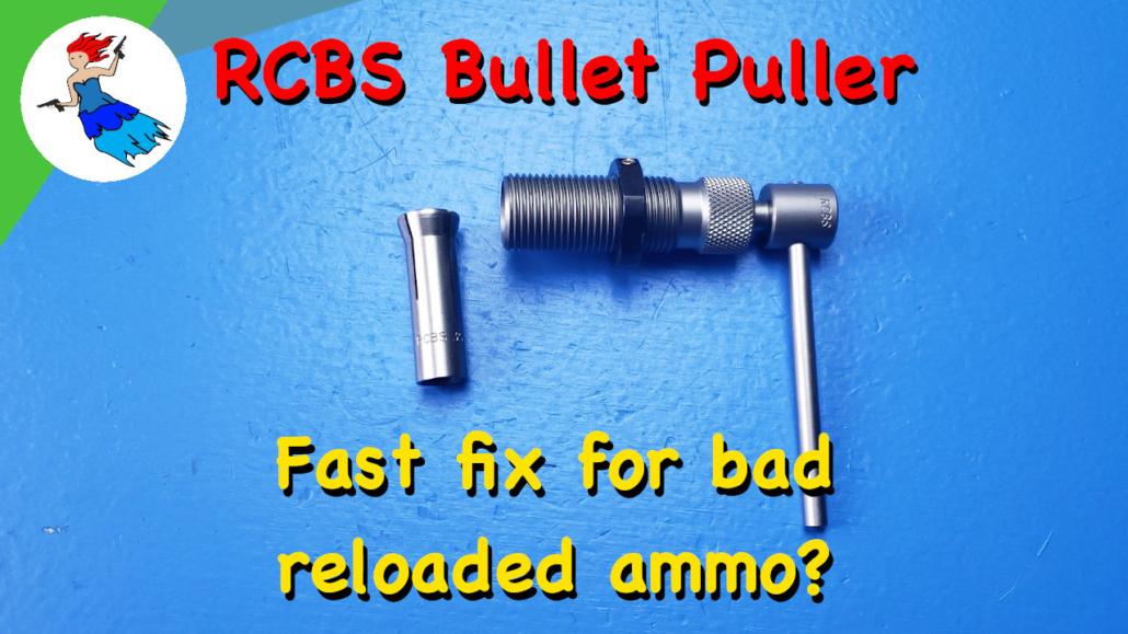 RCBS Collet Bullet Puller
