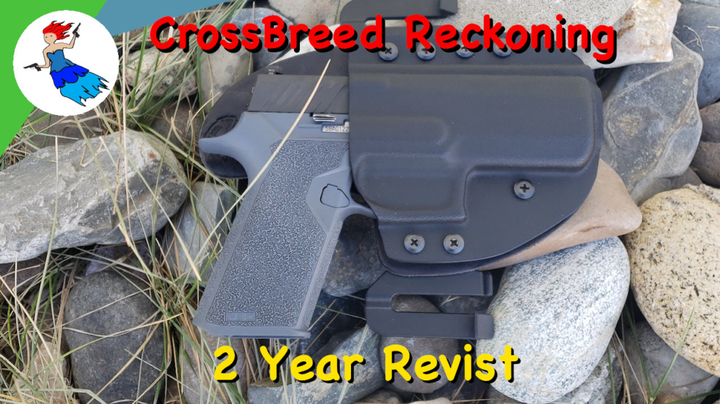 Crossbreed holsters the reckoning