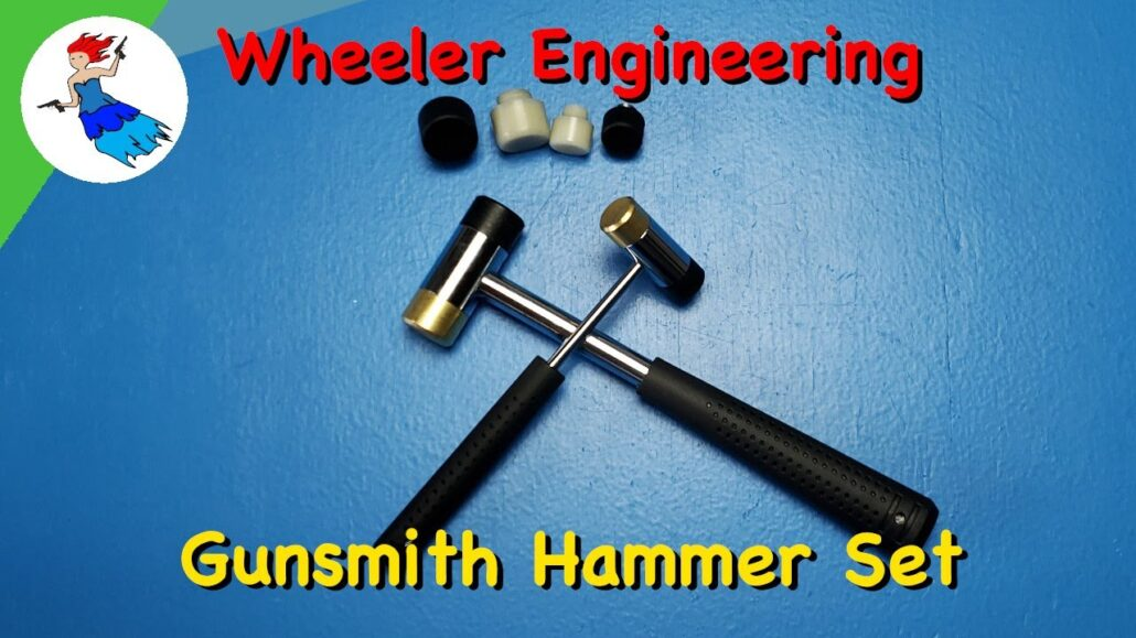 Gunsmithing Hammer Set