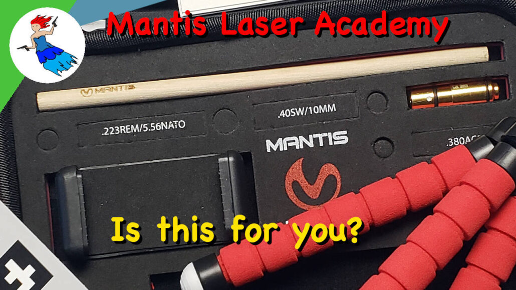 Mantis Laser Academy Kit