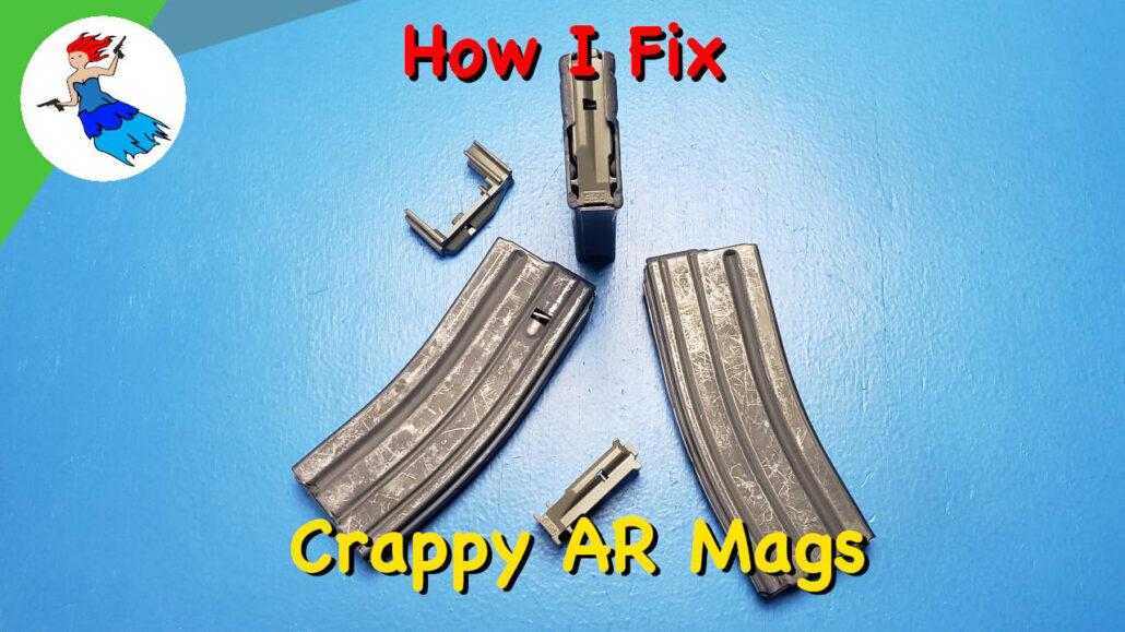 Crappy AR15 Magazine